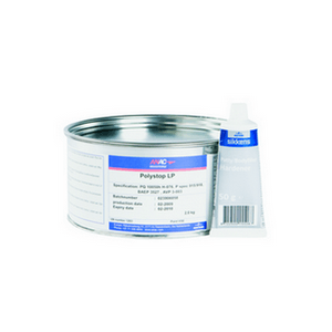 TWO-COMPONENT POLYESTER BODYFILLER