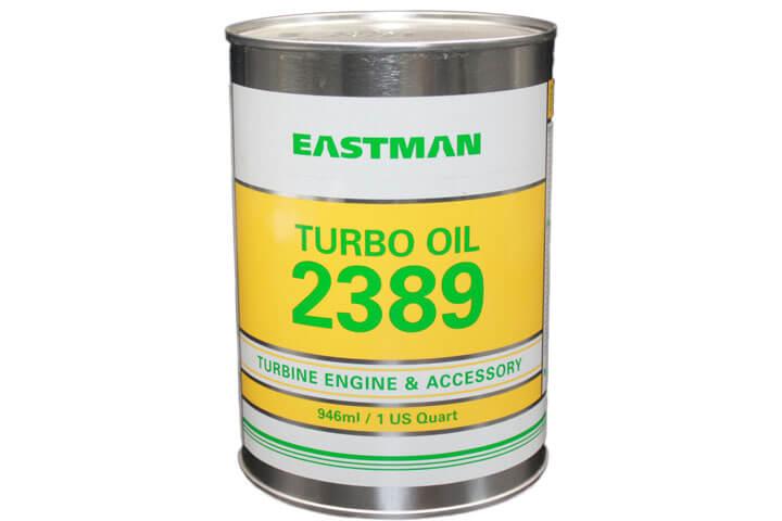 LOW VISCOSITY GAS TURBINE OIL
