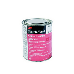 RUBBER AND GASKET ADHESIVE-TOLUENE FREE
